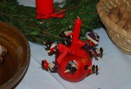 Vánoční jarmark v muzeu