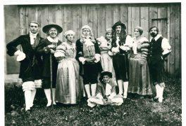 Vernisáž výstavy o historii ochotnických divadel