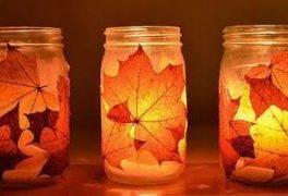 Podzimní lucerničky
