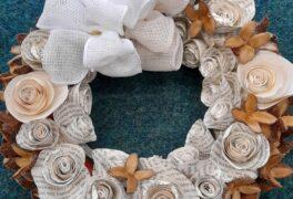 Věneček jako ozdoba – netradiční tvoření věnců