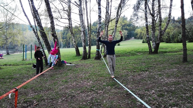 3. akce HO Trip Team, z.s. v projektu Mladý sportovec