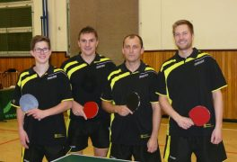 Stolní tenisté zahájili sezónu
