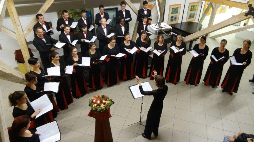 Adventní koncert sboru Gaudeamus Brno