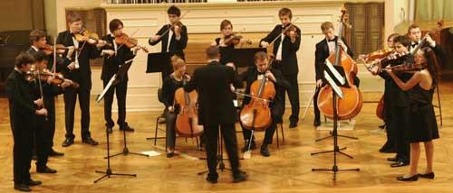 Moravský múzokraj – Koncert Moravského komorního orchestru