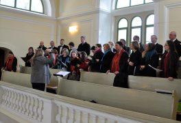 Novoroční koncert pěveckých sborů