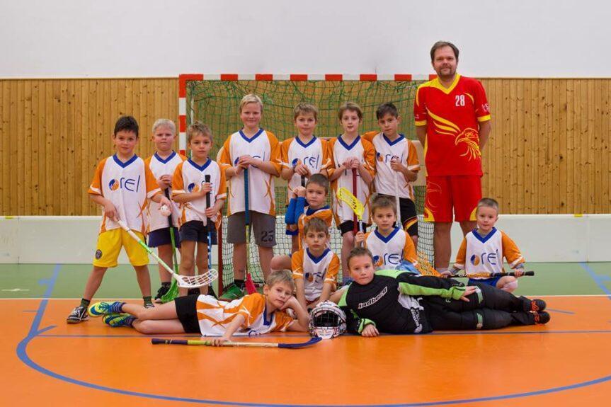 ČF – ELÉVOVÉ, domácí turnaj (5. 10. 2019)