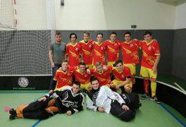 ČFbU – DOROST, 1. LIGA, domácí turnaj (24. 3. 2018)