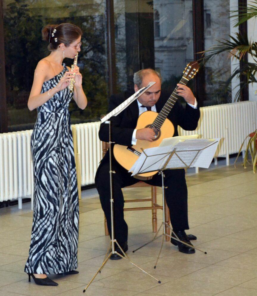 Koncert barokní a klasické hudby