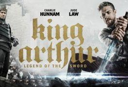 Letní kino Tři Studně – Král Artuš: Legenda o meči