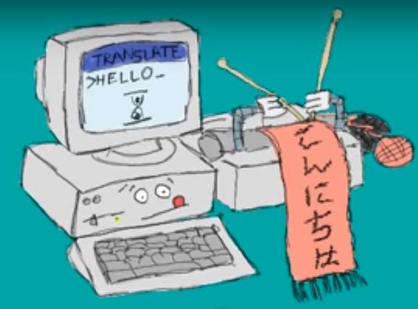 Beseda: Strojový překlad a umělá inteligence