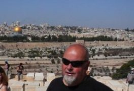 Beseda s Danielem Haslingerem: o Izraeli a vodě