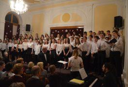 Vánoční koncert studentů gymnázia II.