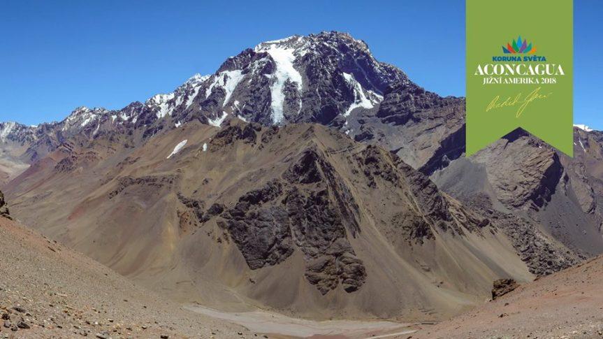 Koruna světa – Aconcagua, Jižní Amerika