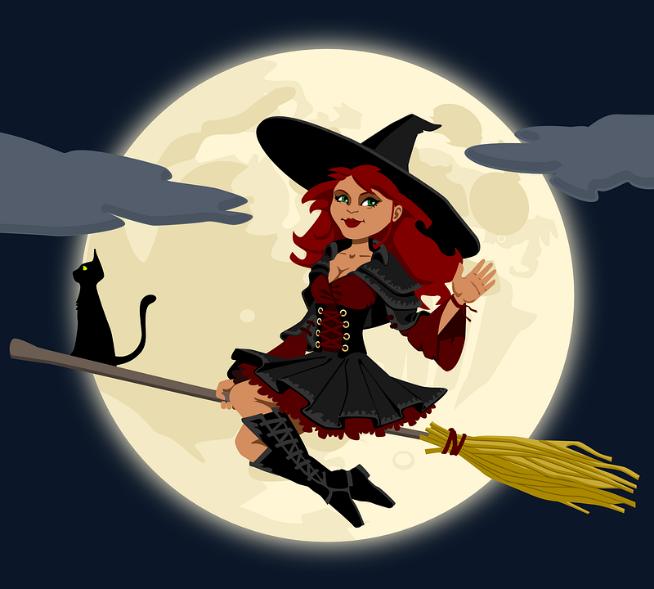 Slet pohledeckých čarodějnic