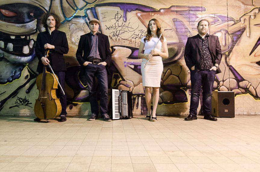 Koncert Tango Quartetto Re Campo / Historia del tango