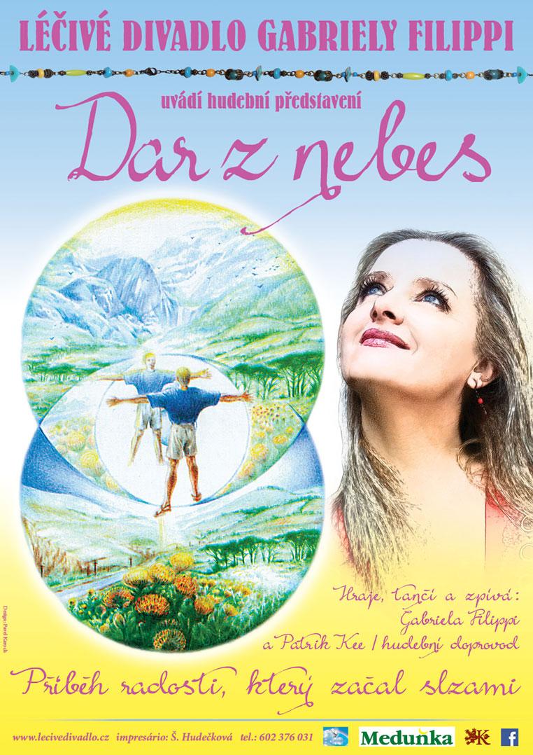 Dar z nebes – Léčivé divadlo Gabriely Filippi