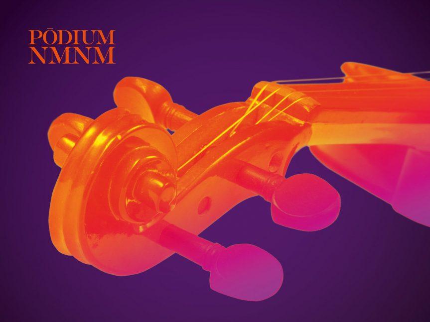 Othmar Müller / Pódium NMNM