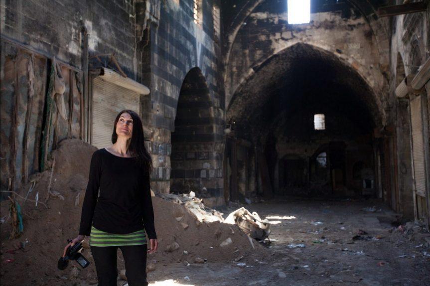 VÁLKA S ISLÁMSKÝM STÁTEM NA VLASTNÍ OČI s Markétou Kutilovou