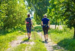 Šlapej pravidelně – Kurz Nordic Walking pro začátečníky