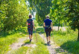Kurz Nordic Walking pro začátečníky