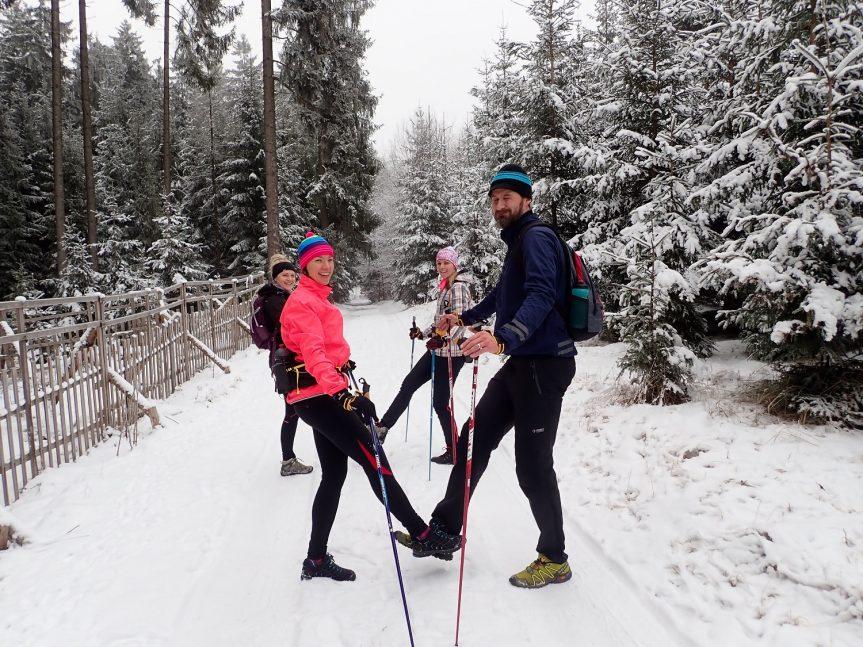 Kurz Nordic Walking pro neználky – Březen 2020