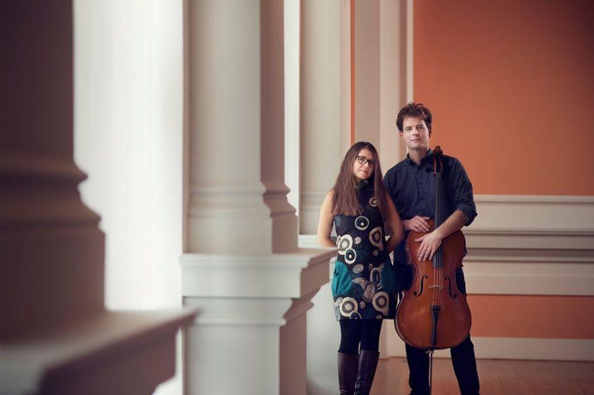 Štěpán Filípek a Sára Medková hrají Bacha