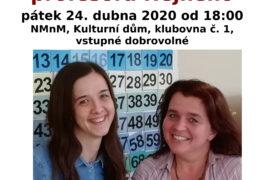 Posezení nad matematikou profesora Hejného s Veronikou Pechovou a Marií Jindrovou