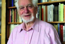 Beseda s Tomanem Brodem, historikem a přeživším holocaustu