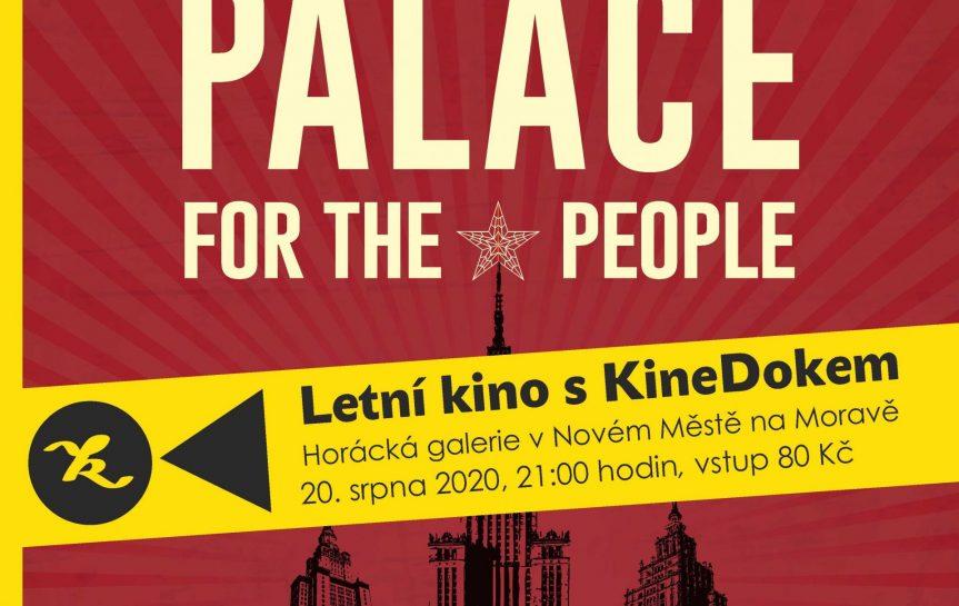 Letní kino s KineDokem: Paláce pro lidi