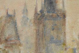 Leonard Rotter – Pražské akvarely