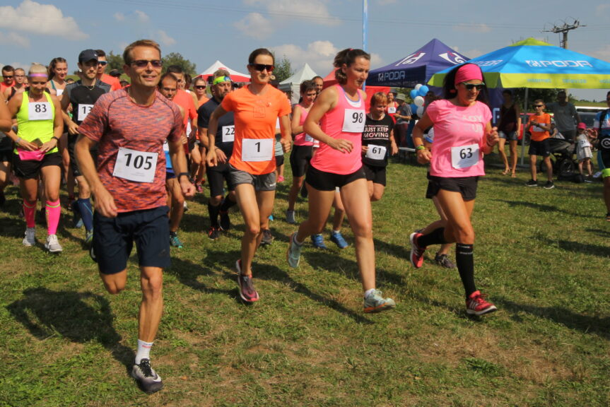 Virtuální běh pro Hospic s Martinou Sáblíkovou