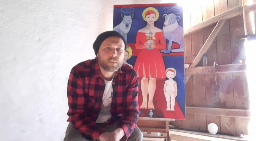 Martin Jelínek – výstava