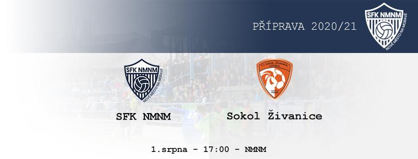 SFK Nové město na Moravě – TJ Sokol Živanice