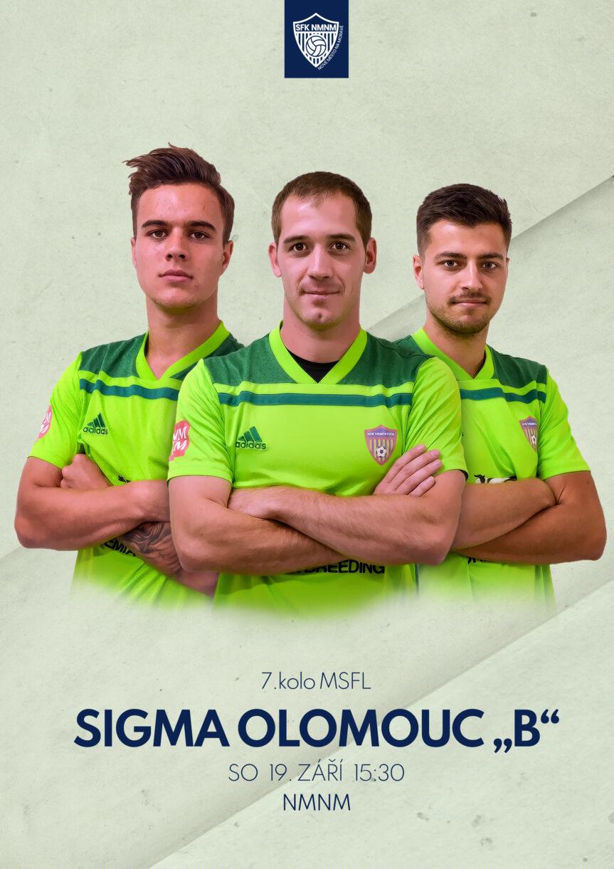 "SFK NMNM – Sigma Olomouc ""B"""