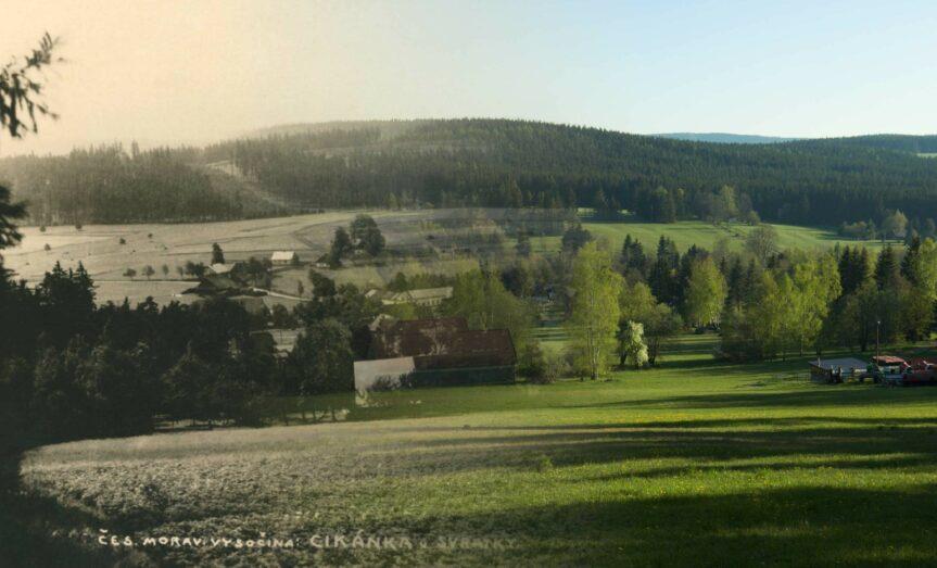 Proměny krajiny CHKO Žďárské vrchy ON-LINE