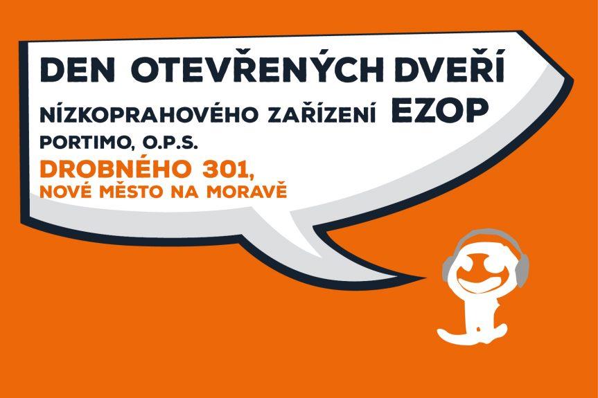 Den otevřených dveří EZOP – nízkoprahového zařízení pro děti a mládež