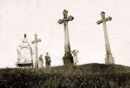 Tři kříže – prezentace
