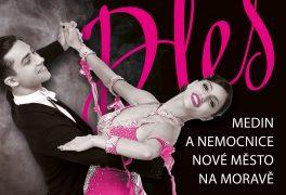 Ples MEDIN a Nemocnice Nové Město na Moravě pod záštitou starosty města