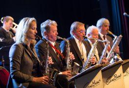 Koncert – Žďárský swingový orchestr