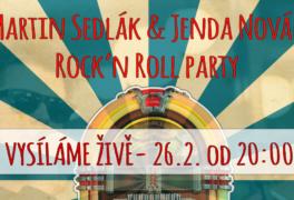 Martin Sedlák & Jenda Novák – Rock'n Roll párty