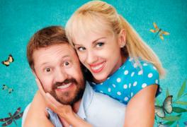 Letní kino – Štěstí je krásná věc